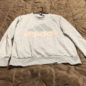 Women's Adidas Sz M Sweatshirt